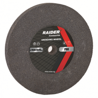 Диск за шмиргел Raider ø200 x 40 x ø20 mm сив Р60