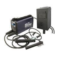 Инверторен електрожен MMA 120 A, 230 V, 1.6-3.2 mm REM Power WMEm 136