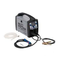 Комбиниран инверторен телоподаващ апарат с електрожен MMA/MIG 200 A, 230 V, 0,6-1,0 mm REM Power WMEm 220 Di