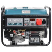 Трифазен бензинов генератор с ел. старт, AVR 8.0 kW Könner & Söhnen KS 10000E-3