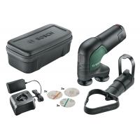 Акумулаторна машина 12 V за шлайфане и полиране Bosch EasyCurvSander 12 /1 х 2.5Ah, зарядно/