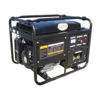 Заваръчен Монофазен генератор - 5,5 kw с бензинов двигател Grillo Petrov, електрожен 150А