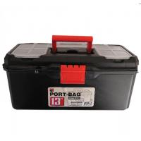 """Куфар за инструменти с органайзер Port Bag Maestro 13"""", 320 x 150 x 135 mm"""