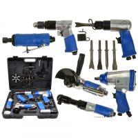 Комплект пневматични инструменти GEKO G03178 24 части в куфар