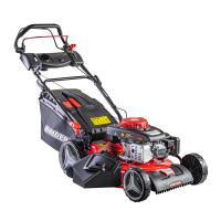 Самоходна бензинова косачка Raider RD-GLM09 / 3.2 kW, 3.9 hp, 4 в 1 /