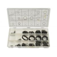 Комплект външни зегерки Geko G02802 3 - 32 mm, 300 бр.
