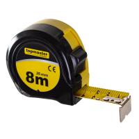 Ролетка Black Edition Topmaster / 8 m Х 25 mm /