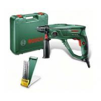 Перфоратор Bosch PBH 2100 RE, 550 W + комплект 2 бр. свредла, шило и секач