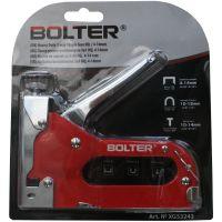 Такер, комбниран ръчен 3 в 1 Bolter XG53243, 4-14 mm