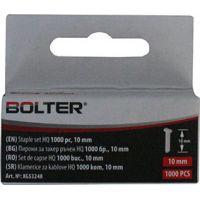 Пирони за такер Bolter XG53248, 10 mm, 1000 бр.