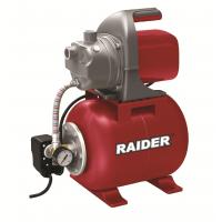 Хидрофорна помпа Raider RD-WP1200  /1200W/ съд 24 л