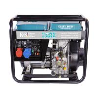 Монофазен/трифазен дизелов генератор с ел. старт Könner & Söhnen KS 9102HDE-1/3 ATSR