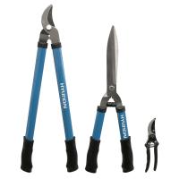 Комплект градински ножици Hyundai HY58091, 3 бр.