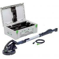 Шлайф ротационен к/кт Festool LHS225 EQ-PLUS /550W, 310-920/мин, ф 225 мм./
