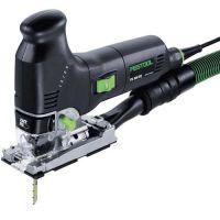 Трион прободен Festool PS 300 EQ-Plus /720W, 27 мм., 1000-2900 об., 120 мм. в дърво/