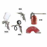 Бояджийски пистолет Gav /комплект от 5 части/