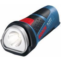 Акумулаторен фенер Bosch GLI 12V-80 / картонена кутия, без батерия и зарядно /
