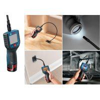 Акумулаторна инспекционна камера Bosch GOS 10,8 V-Li  /куфар L-Boxx, батерия/