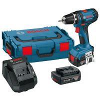 Акумулаторен винтоверт Bosch GSR 14,4-2-Li /куфар L-Boxx, 2 батерии 1.5 Ah /