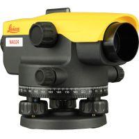Оптичен нивелир Leica NA324 24x, ± 2,0 mm за 1 km