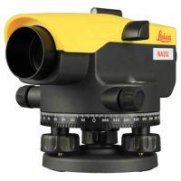 Оптичен нивелир Leica NA332 32x, ± 1,8 mm за 1 km