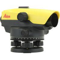 Оптичен нивелир Leica NA520 20x, ± 2,5 mm за 1 km