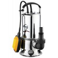 Потопяема дренажна помпа за мръсна вода с поплавък DENZEL DP1100 1100 W, 11 m