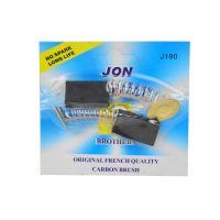 Въглеродни четки за шлифовъчна машина GEKO G00486, 8 x 16 x 26 мм