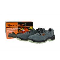 Работни обувки Geko G90534 Premium №.04, размер 44, велур