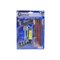 Комплект за ремонт на гуми GEKO G71200, 8 елемента