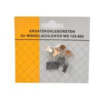 Въглеродни четки за шлифовъчна машина Geko G00474 WS 125-800, 5 x 8 x 10 mm