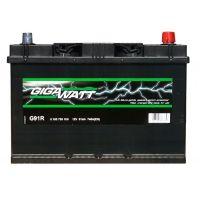Акумулатор Bosch Gigawatt, 91 Ah JIS R+, 12 V