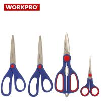 Кoмплект ножици, 4 броя Workpro W000400
