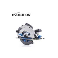 Ръчен циркуляр EVOLUTION, S185CCSL, 185 мм, 1600W