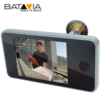 Електронна шпионка за врата BATAVIA 7062072, 14 мм