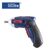 Акумулаторна отвертка GÜDE AGS 3.6-130-03, 3.6 V, 1,3 Ah, 4 Nm