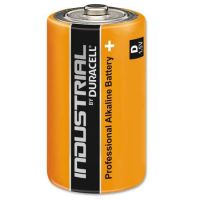 Алкална батерия Duracell Industrial D RL20