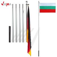Пилон за знаме DEMA 94099, 6.10 м, 10 м