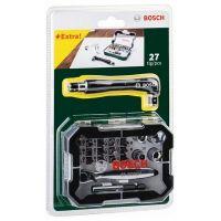 Комплект битове Bosch, 27 части