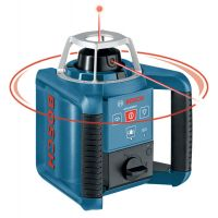 Ротационен лазер Bosch GRL 300 HV /до 300 метра с приемник/