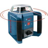 Ротационен лазер Bosch  GRL 400 H /до 400 метра с приемник/