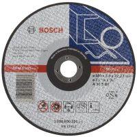 Карбофлексен диск за рязане на метал Bosch, 180х22.23х3 мм, A30 S BF