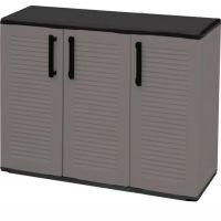 Tрикрилен шкаф PSDS, PVC, 102x37x84 см
