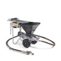 Машина за мазилки и шпакловки Wagner PlastCoat 830 E SprayPack Professional, 1.8 kW, 12 л/мин, 40 бара