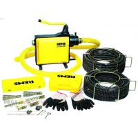 Машина за почистване на тръби и канали,електрическа Rems Cobra 22+32 / Ǿ 20–250 mm (Ǿ 1/2–10'') /
