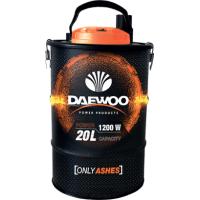 Прахосмукачка за пепел Daewoo DAAVC1200-20L, 1200 W, 20 л