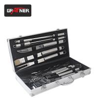 Комплект за барбекю Grafner 18571, GB10653, 18 части