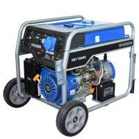Мотогенератор Hyundai HHY 7000 FЕK, 5.5 kW, електрически стартер