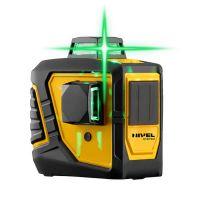 Лазерен мултифункционален нивелир Nivel System CL2D-G, ± 2 мм, 10 м, зелен лъч