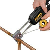 Уред за спояване на медни тръби Rems Hot Dog 2 ф 10-28 мм